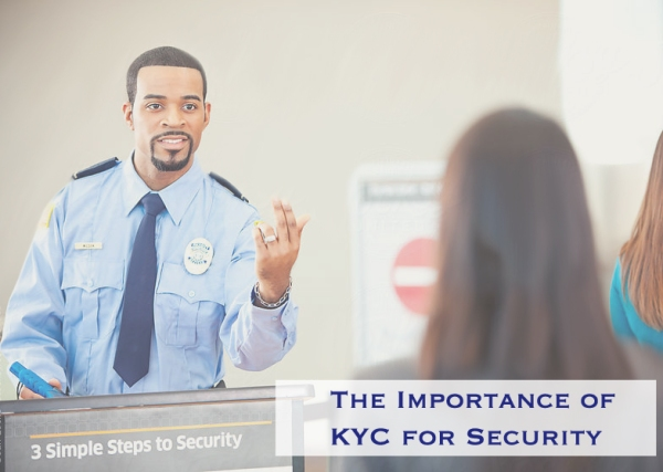 Security: Know Your Customer