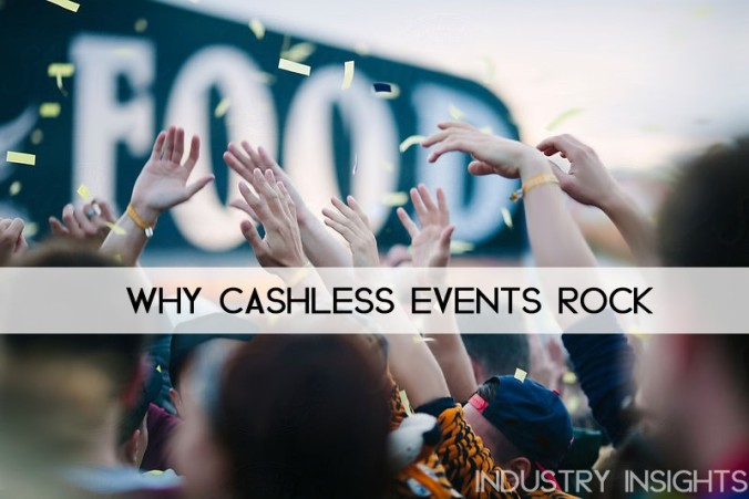 cashless events