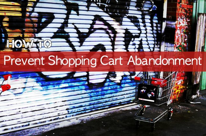 HT Prevent shopping cart abandonment